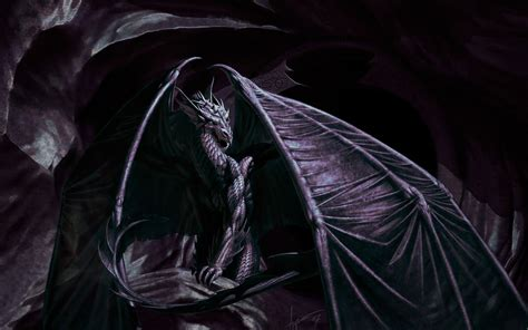 dark dragon wallpaper widescreen black dragon desktop pics wallpapers 10135 amazing