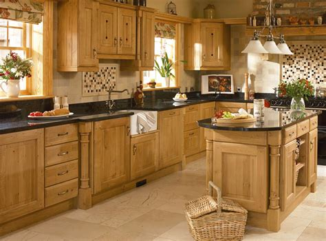 Oak Kitchen Oak Kitchens Cork Oak Kitchens Ireland Oak Fitted Kitchens