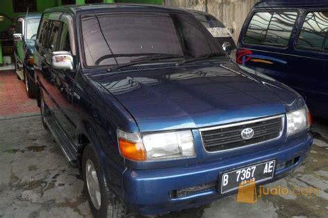 Alarm Mobil Kijang Kapsul toyota kijang kapsul lgx 1 8 th 98 biru gress dp murah jakarta timur jualo