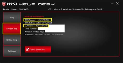 Msi Usa Online Technical Support Faq