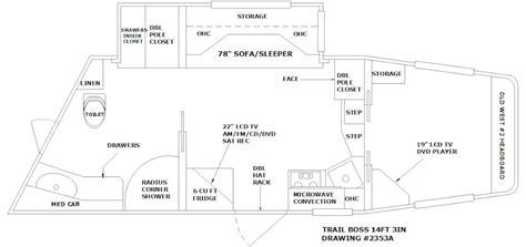 conversion floor plans floor plans trail conversions
