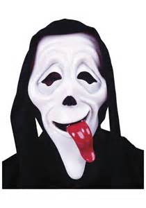 ghost mask costume wass up ghost face mask