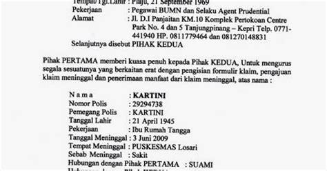 berbagi informasi syarat menjadi kuasa berdasarkan pmk 229 pmk 03 2014