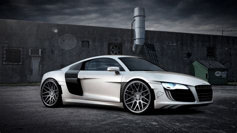 white audi r8 white audi r8 iphone wallpaper