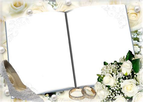 Wedding photo frame png #35180   Free Icons and PNG