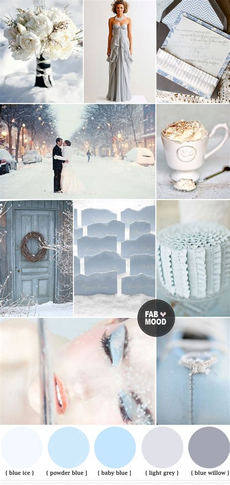 beautiful winter wedding color themes nytexas color ideas for ice blue wedding theme wedding ideas 2018