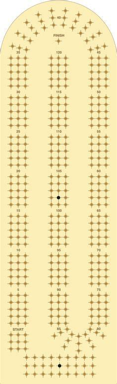cribbage boards templates free cribbage board templates cribbage corner for