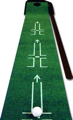 Putting Mat Golf by Golf Aids Fitness For Golf