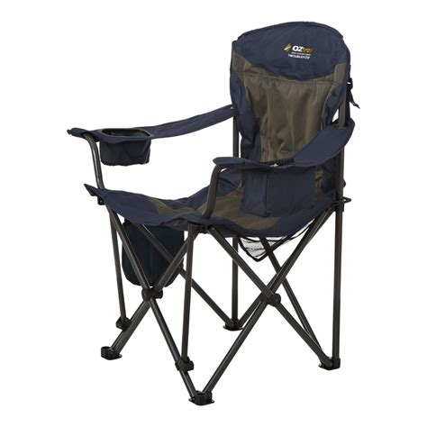 folding chairs bunnings oztrail hercules steel folding c chair bunnings warehouse