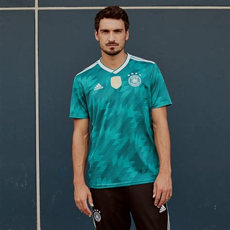 Jersey Kid German Away germany 2018 world cup away kit released footy headlines