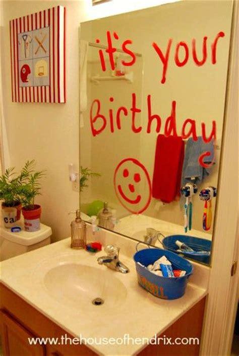 best 25 birthday room surprise ideas on pinterest 25 best ideas about birthday room surprise on pinterest