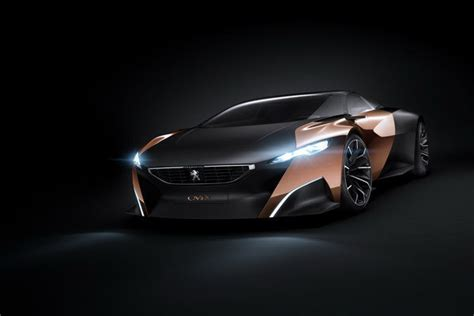 peugeot onyx engine 2012 peugeot onyx hybrid concept car review top speed