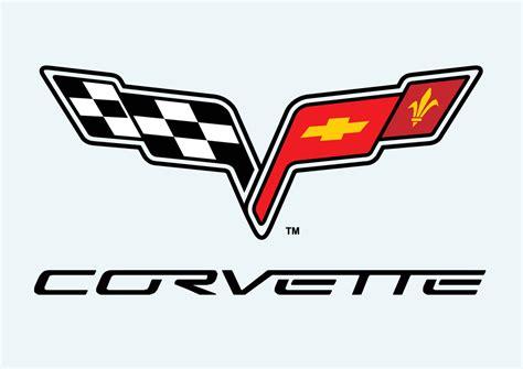 C6 Corvette Logo Wallpaper