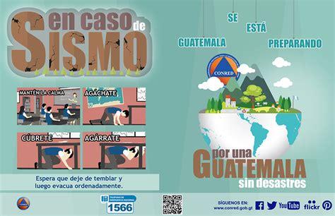 afiches de un sismo webquest creator 2