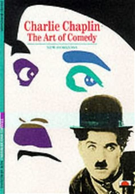 libro charlie chaplin the art of comedy new horizons anglais di robinson david