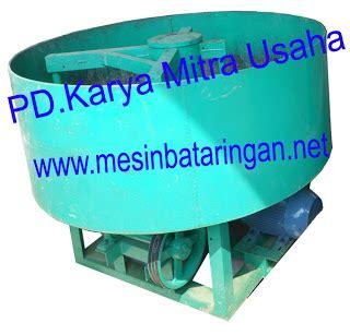 Mesin Mixer Batako Mb 100 mesin batako press mitra batako teknik