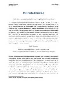 Driving Essays by Distracted Driving Essay Essays Students Distracted Driving Essay Ayucar