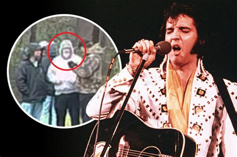 Like Like Bloated Is Now The Of Elvis by Elvis Alive The King Spotted At Graceland On His