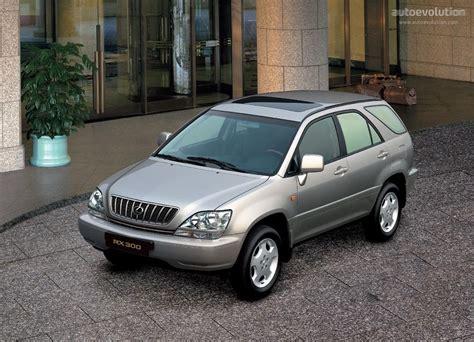 how to learn all about cars 1998 lexus sc parental controls lexus rx specs 1998 1999 2000 2001 2002 2003 autoevolution