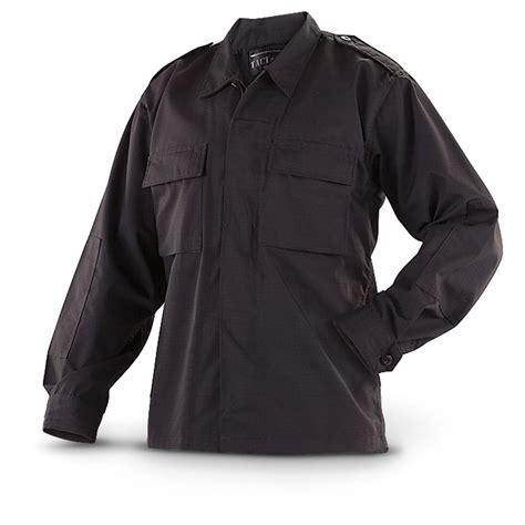 tact gear tact gear 174 bdu ripstop cotton polyester shirt 281337