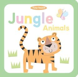 In The Jungle Sound Boardbook With Touch And Feel jungle animals book by frankie jones max and sid