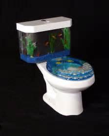 bathroom flush tank fishnflush fish n flush toilet tank aquarium water closet