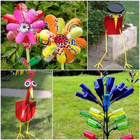 recycled garden ideas 5 amazing garden ideas from recycled materials