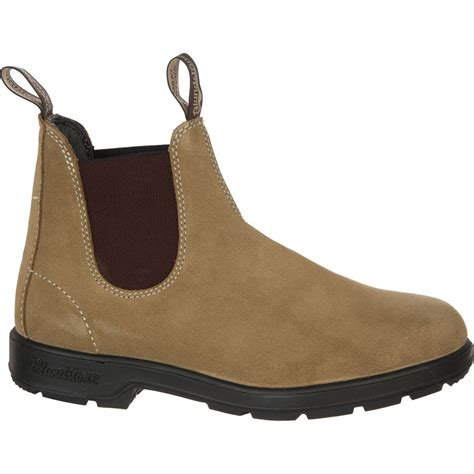 blundstone suede original series boot s