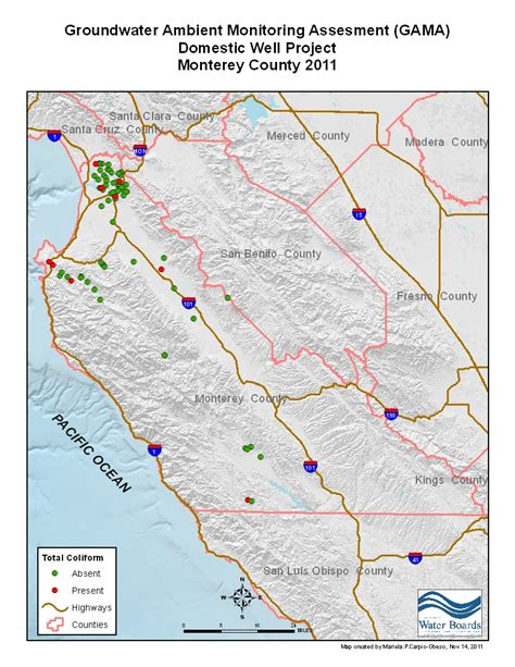 Water Table Map by Water Table Map California Images