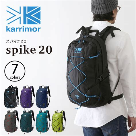 outdoorstyle sunday mountain rakuten global market karrimor spike karrimor 20 rucksack zac