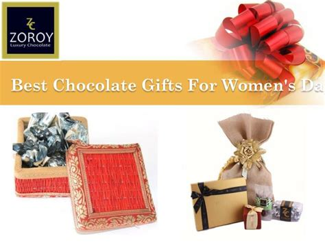 best gift for women ppt buy online chocolate gift for women s day zoroy
