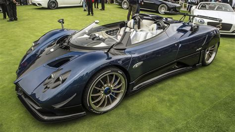 pagani zonfa pagani zonda hp barchetta photo gallery autoblog