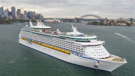 explorer of the seas family cruises australia the big fat cruise wrap travel weekly