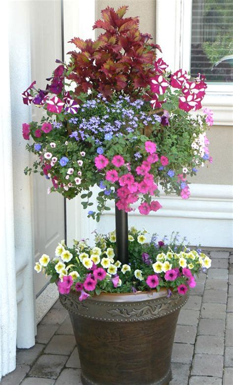 Ideen Im Garten 2826 by I The Idea Of This For Small Space Gardening Like I
