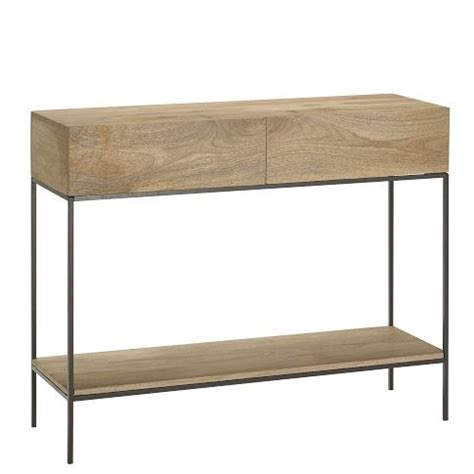 West Elm Console For The Home Pinterest West Elm Sofa Table