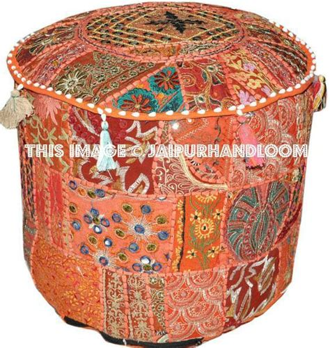 cheap pouf ottoman cheap pouf ottomans unique handmade poufs jaipurhandloom