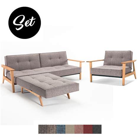 innovation sofa kaufen splitback frej sofa und sessel g 252 nstig im set kaufen buerado