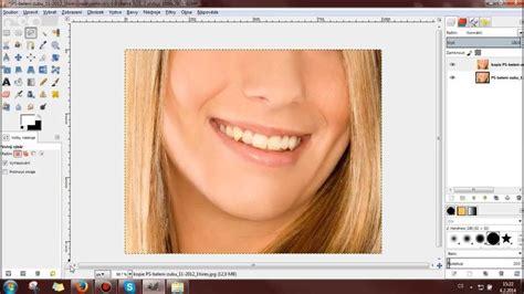 tutorial gimp 2 youtube tutorial gimp 2 bělen 237 zubů youtube