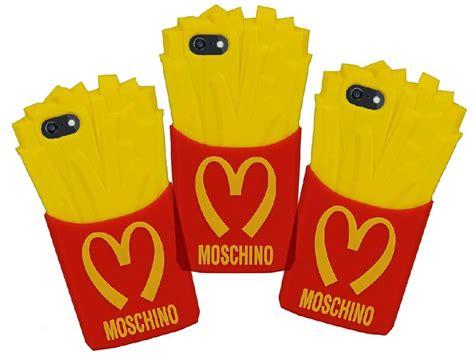 Mcd Fries For Iphone 6 And 6 Tidak Ada Utk Tipe Murah moschino mcdonalds fries for iphone 6 i6008 m china trading company