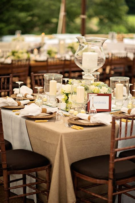 white table covers weddings reception d 233 cor photos white wedding table