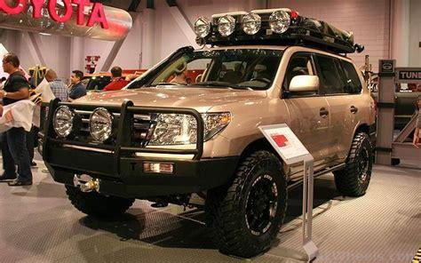 Toyota Land Cruiser 100 Label Cooler sema 2010 updates pics page 4 toyota fj cruiser forum