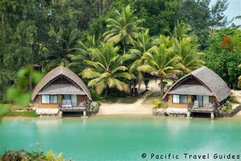 overwater bungalow holidays pictures of inn port vila vanuatu