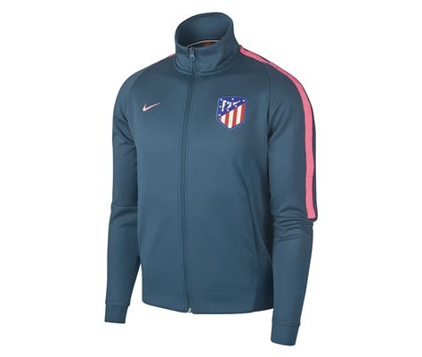 Raglan Atletico Madrid veste atl 233 tico madrid bleu footcenter