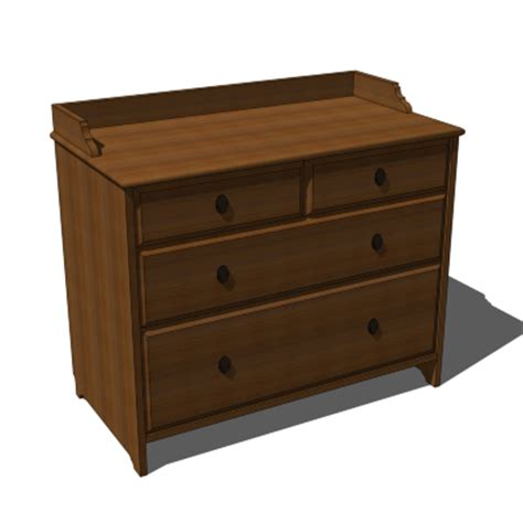 Leksvik Chest Of Drawers by Leksvik Chest Of Drawers 3d Model Formfonts 3d