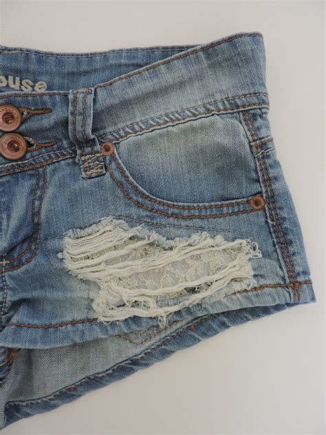 dollhouse size 0 dollhouse denim shorts size 0 zero ebay