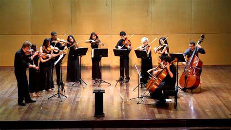 conciertos camerata orquesta de c 225 mara de cuerdas