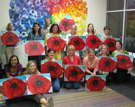 paint nite knoxville spirited wine painting out