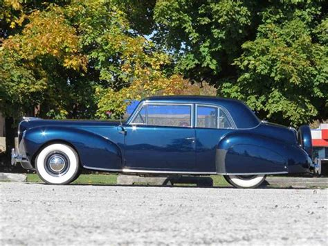 1940 lincoln continental 1940 lincoln continental for sale classiccars cc