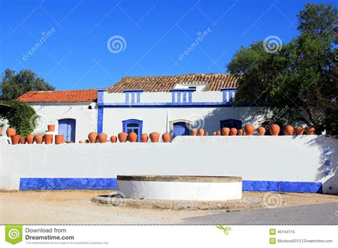 portuguese house music typical portuguese house stock photo image 40144115