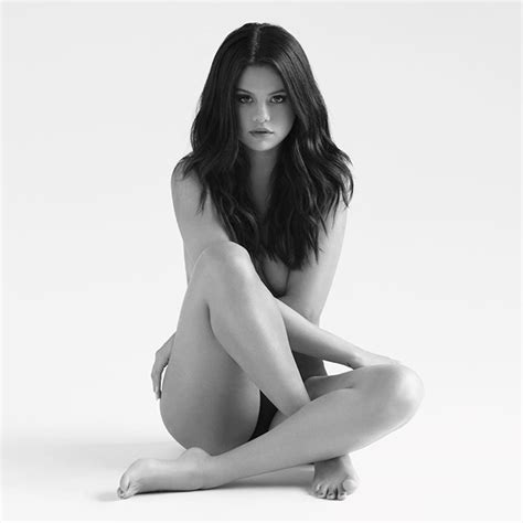 selena gomez strips down for revival album cover see